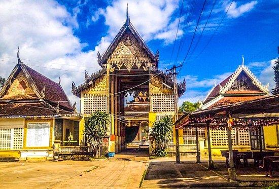 Cambodia: Wat Battambang