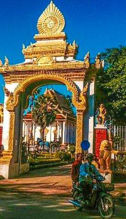 Kamboçya: Wat Battambang