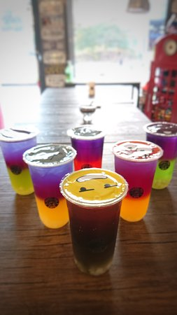 Coolers Juices