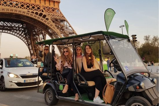 Eco Tours Paris