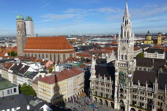 Explora Múnich