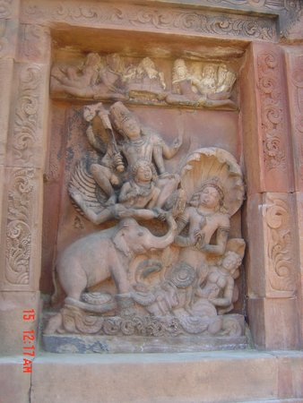 Deogarh, الهند: Side Panal of Vishnu Temple at Deogarh - Shortcut