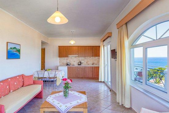 1 bedroom apartment-Second floor