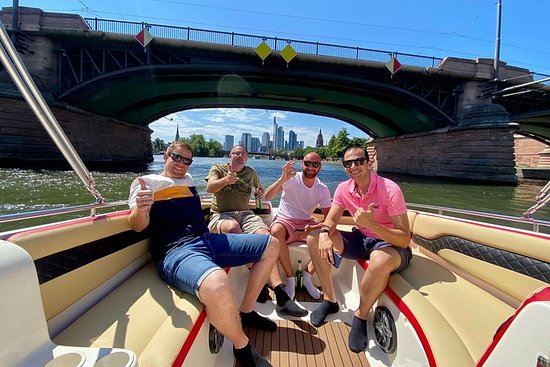 Small Group Boat Tour & River Cruise...