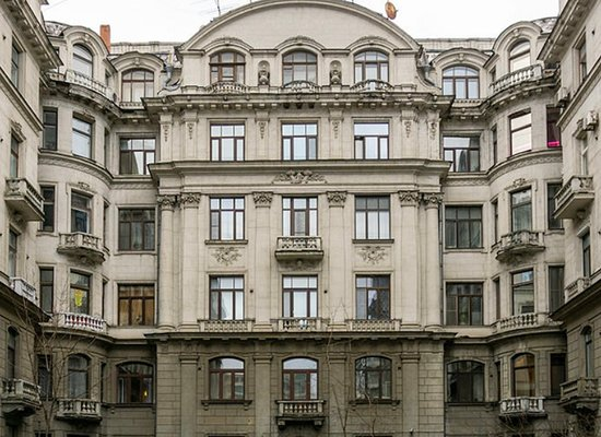 House of the 3rd Petrograd Fellowship