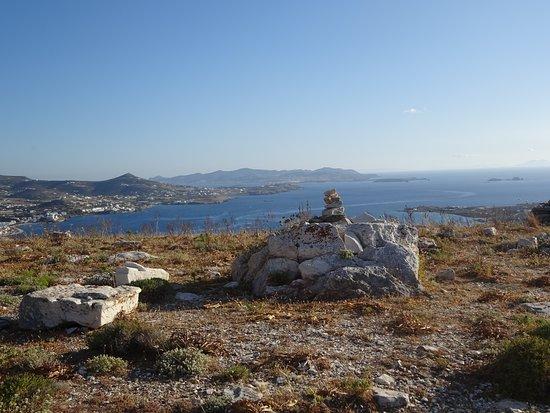 Delion Sanctuary of Apollo - Paros, Greece