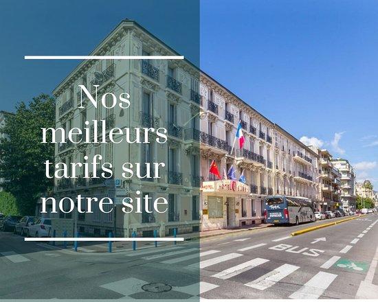 Hôtel Busby Nice, Hotels in Nizza