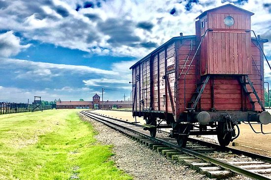 Auschwitz Birkenau Museum and Salt...