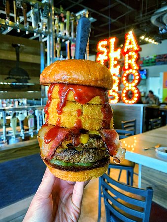 Lone Star Smoke Burger