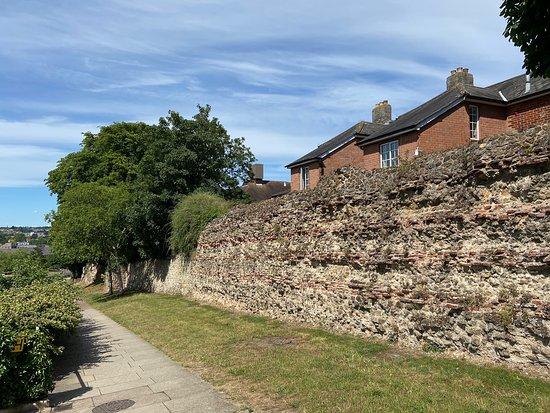 Colchester Roman Wall