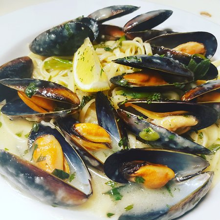 Mussel Entree offered daily