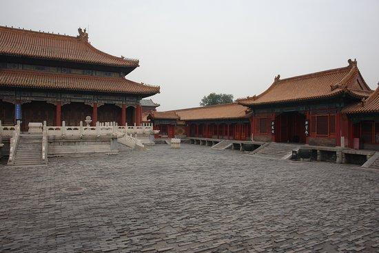Beijing, China: Cartolina da Pechino
