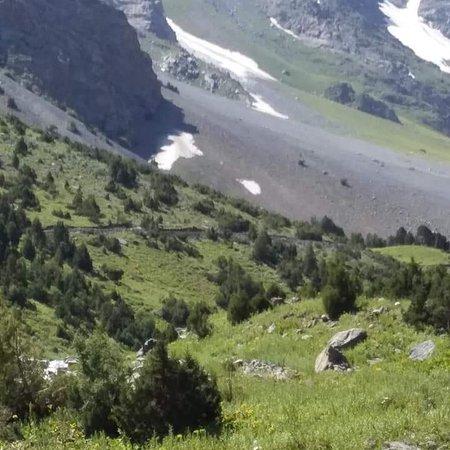Ayni, ทาจิกิสถาน: фотографии с нашей Каздон