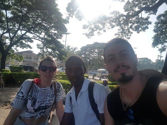 Zanzibar Dovolena