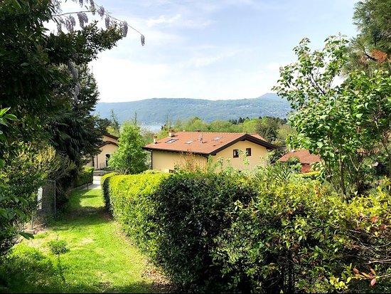 Strada per Cerro from Via Gattirolo- Via Reno- Via Prato Chiuso- Via Pirinoli