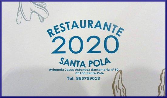 סנטה פולה, ספרד: Para reservas al 865759018 correo eléctronico : elrestaurante2020@gmail.com