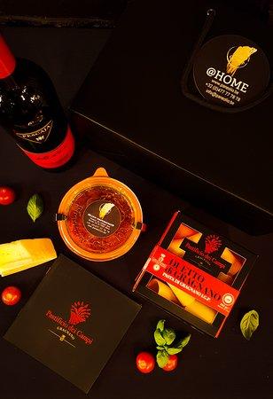 Pane & Olio @HOME Do it Yourself: pasta di Gragnano - cinque pomodori e basilico