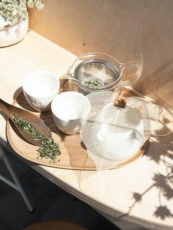 Tea from Zhao Zhou