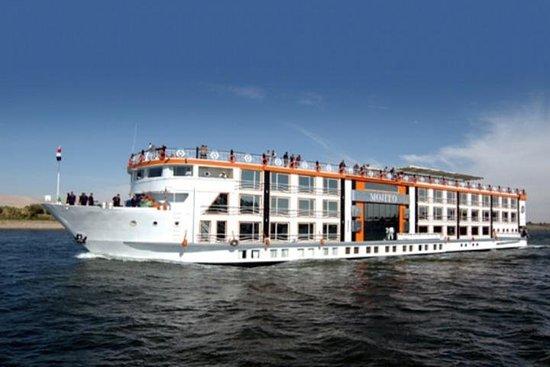 套餐11天10晚豪華Oberoi Zahra Nile Cruise和開羅照片