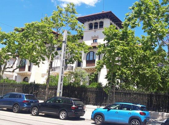 Avenida Tibidabo