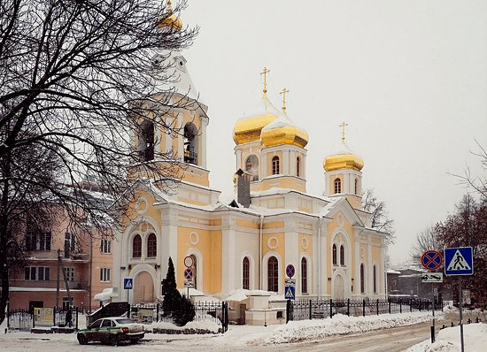 Church of St. Moscow Prelates
