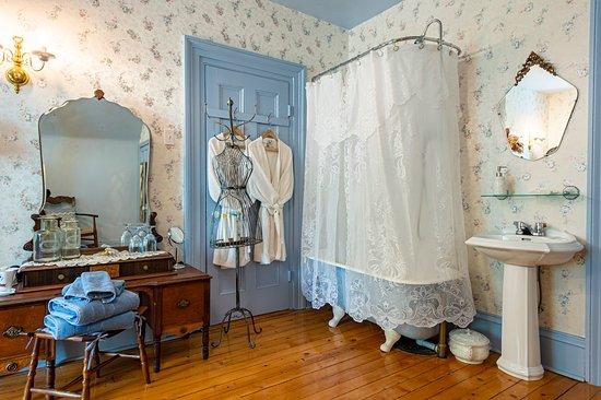 La salle de bains de la Couturière