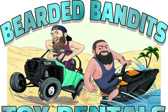 ‪Bearded Bandits Toy Rentals‬