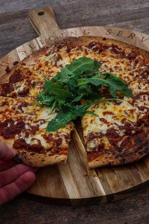 Bolognese Pizza