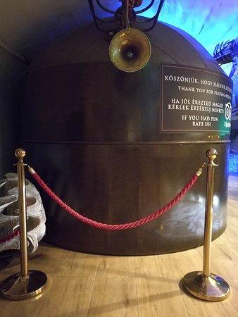 Mosolygós tengeralattjáró