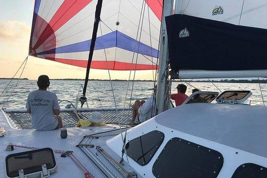 Sunset Sip & Sail - Alle kan være med!-billede