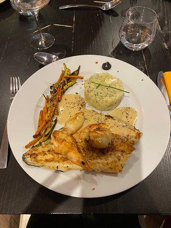 1er restaurant post-confinement, le prix de l'attente a été récompensé !