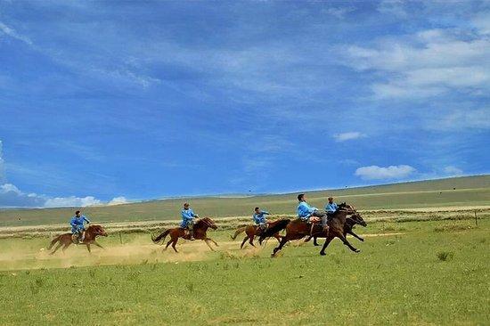 6 Days Inner Mongolian Tour - Hohhot - Xilamuren - Singing Sand...