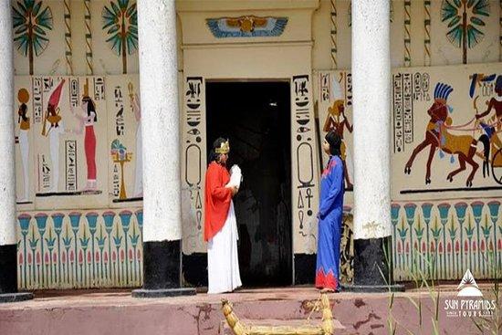 Dagstur til Pharaonic landsby i Kairo