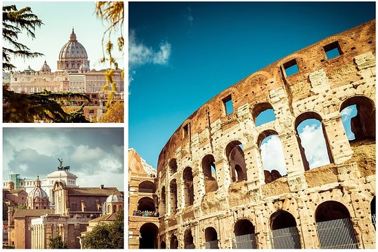 Rome Private Tour with Colosseum and ...
