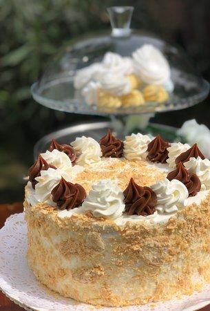 Tortas tradicionales 🎂 #pibaz #milhojas #manjar #dulcedeleche