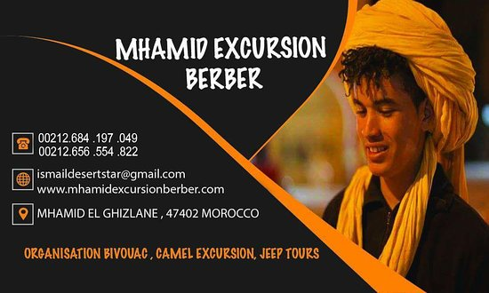M'Hamid, Maroko: Mhamid Excursion Berber