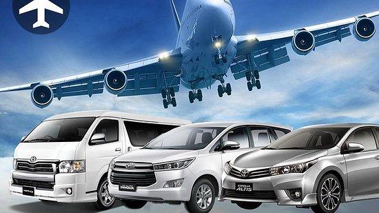 Bangkok Airport Pickup (to Bangkok or Pattaya) Φωτογραφία