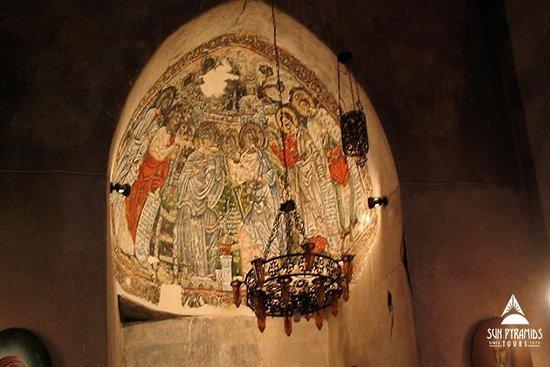 Фотография Tour to Wadi El Natroun Monastery from Cairo
