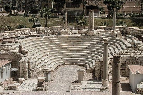 從開羅到亞歷山大的亞歷山大全日私人之旅