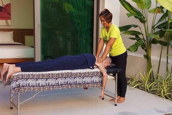 Thaise massage thuis (60 minuten) Foto