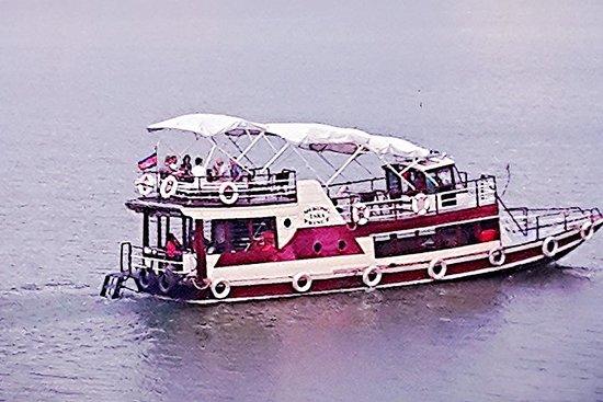 Phnom Penh Sunset Cruise Including...