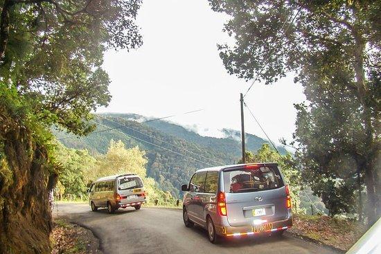 Traslado privado desde San Gerardo de Dota al aeropuerto SJO