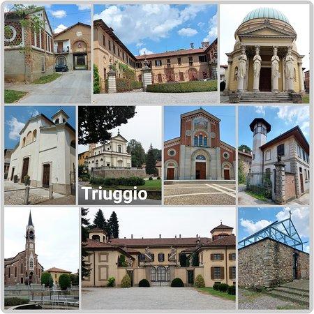 Triuggio, Olaszország: Cartolina delle varie attrazioni