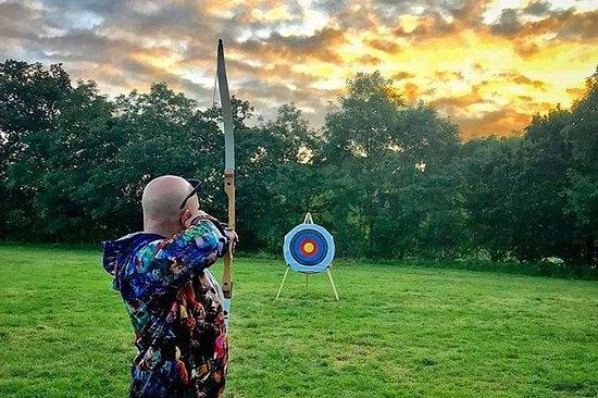 Archery & Axe Throwing in Llangollen