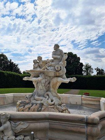 La fontana del Nettuno