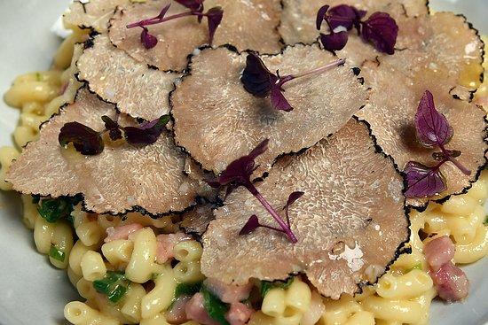 Coquillettes au jambon façon risotto, truffe au menu en juin 2020