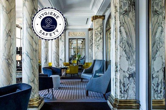 Hotel Brighton - Esprit de France, hôtels à Paris