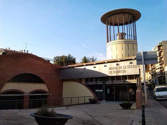 มันเรซา, สเปน: Museu de la Tècnica de Manresa