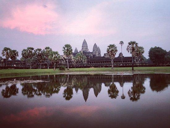 Angkor Wat Temple (Cambodia)