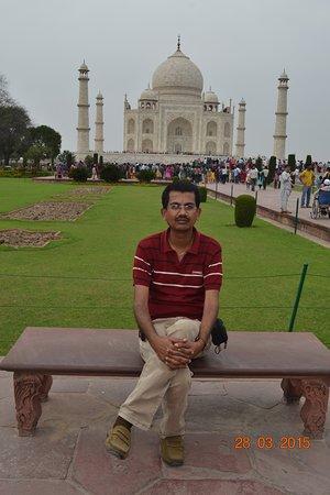 Agra, India: Taj Mahal... No words!